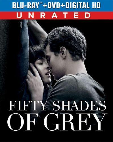 Fifty Shades Of Grey [2 Discs] [Includes Digital Copy] [UltraViolet]