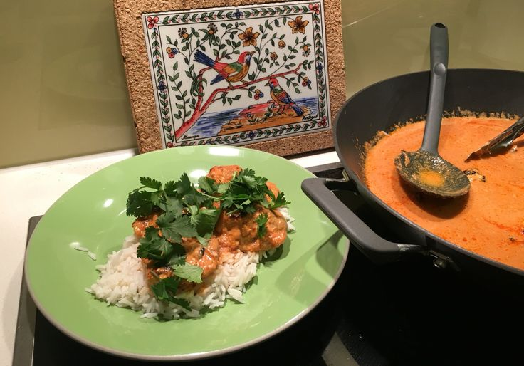Butter chicken: http://www.taste.com.au/recipes/30395/butter+chicken