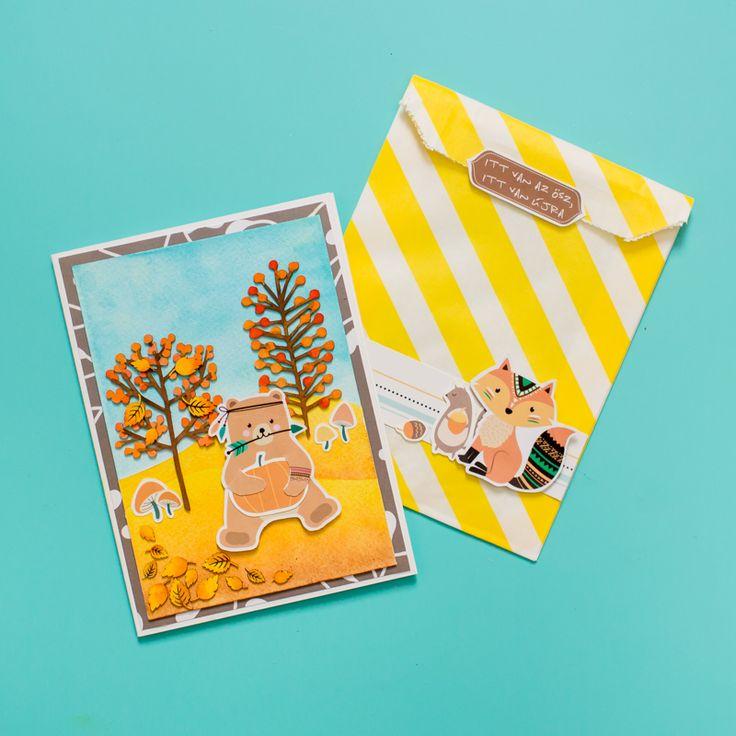 fall cards by Mona Tóth