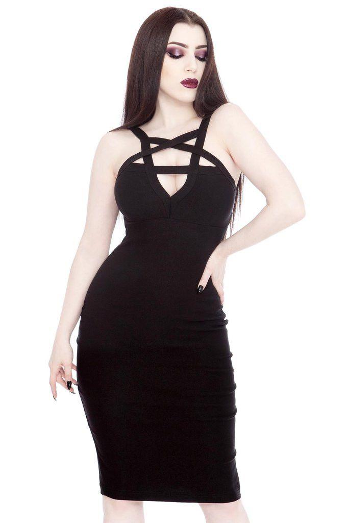 Betty Rage Pin Up Dress