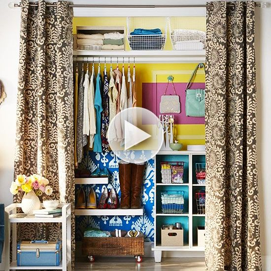 Bhg Storage Magazine: Pin By Better Homes & Gardens On Smart Storage Solutions