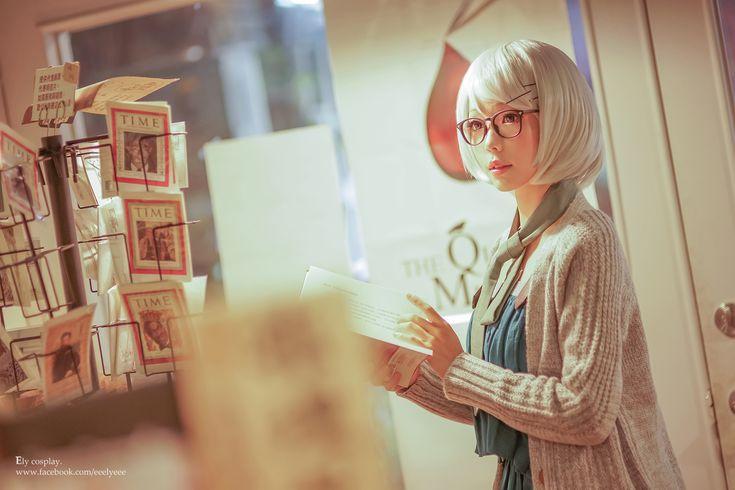 Kyoko Okitegami (OKITEGAMI KYOKO NO BIBOUROKU) by Ely (E子)
