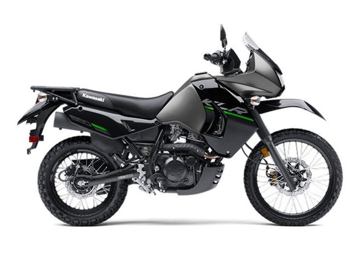 2015 Kawasaki KLR650 Is A Tough Adventure Bike That Will Put The Fun