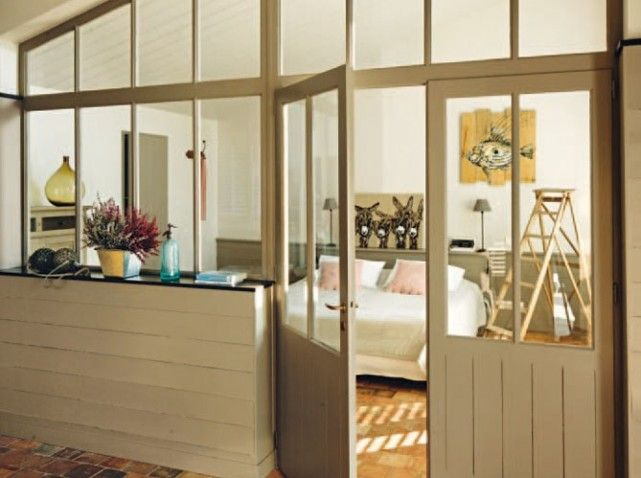 verri re pour chambre d 39 amis rebord pour d corations s paration pinterest pi ces de. Black Bedroom Furniture Sets. Home Design Ideas
