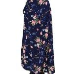 Γυναικεία φούστα So Sexy μπλε floral 17514