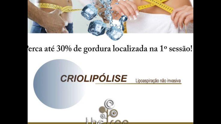 Criolipólise - NÃO EVASIVO e INDOLOR