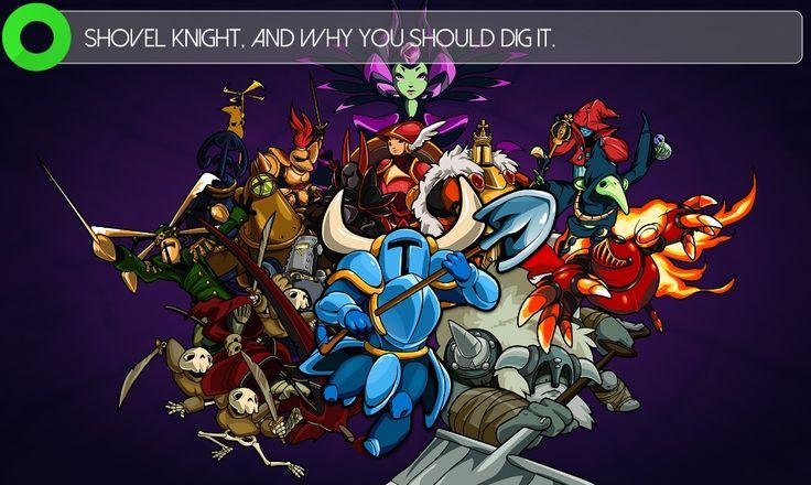 Shovel Knight, and why you should Dig it.   Nik Lanjouw - novoGamer.com