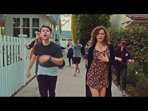 ▶ Maps - Maroon 5 - MAX and Alyson Stoner Cover - YouTube