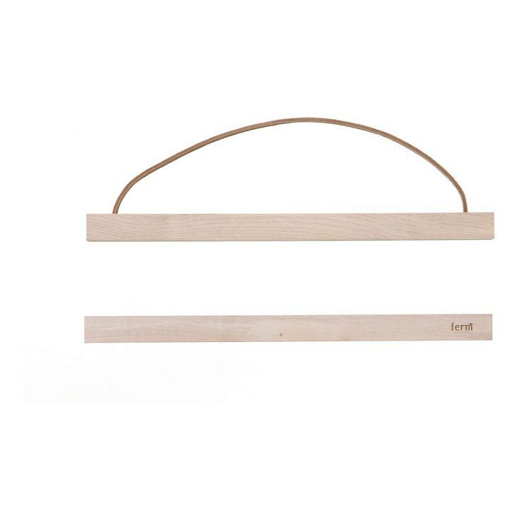 Cadre en bois d'érable Ferm Living Adolescent Enfant- Large choix de Design sur Smallable, le Family Concept Store - Plus de 600 marques.
