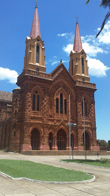 O Melhor de Uberaba: Igreja São Domingos Minas Gerais