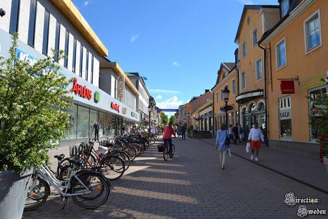 Direction: Sweden!: Nyköping na jeden dzień