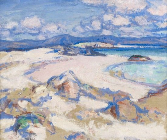 Maturity − The Scottish Colourist Series: SJ Peploe − Exhibitions − What's On − National Galleries of Scotland