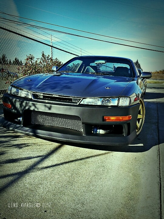 Nissan 240SX with Silvia Conversion