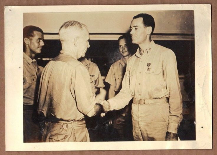 Henry Fonda Is Presented With A Bronze Star Medal Us