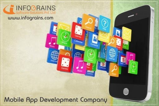 #Infograins is the Top #MobileAppDevelopmentCompany in USA, which provide custom mobile Application Development Services for all platforms including Android, iPhone, Windows Phone and web apps. Contact Now... #iphoneappdevelopmentcompany #androidappdevelopmentcompany
