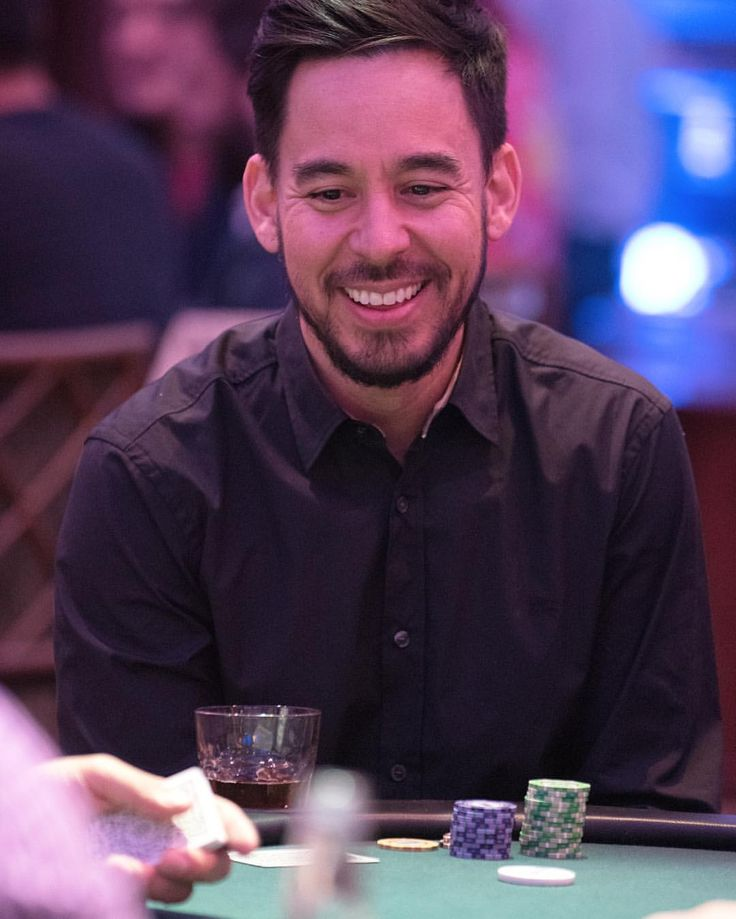 "Mike Shinoda on Instagram: ""Thank you to the @musicforrelief team and everyone who donated and participated in last night's poker tournament!"""