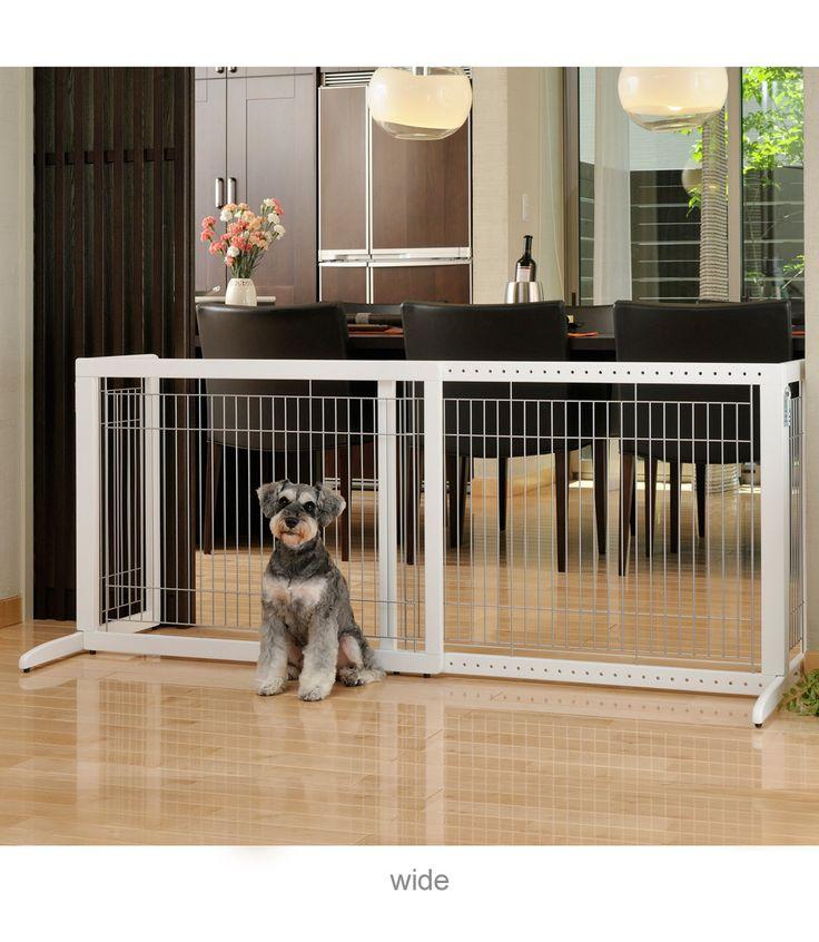 17 Best Ideas About Indoor Dog Gates On Pinterest Half