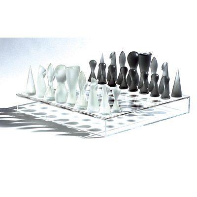Designer Chess Set   Karim Rashid