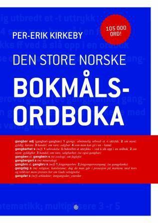 Den store norske bokmålsordboka fra ARK. Om denne nettbutikken: http://nettbutikknytt.no/ark-no/