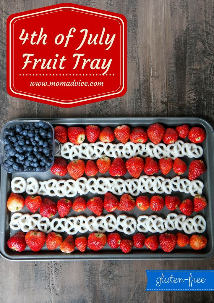 gluten free 4th of july cookies