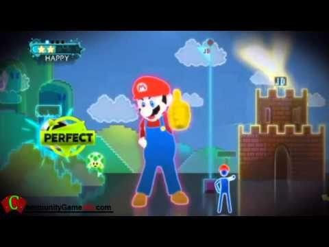 ▶ Do The Mario (Just Dance 3 - Just Mario) Ubisoft meets Nintendo - YouTube