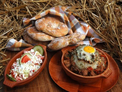 Bulgarian cuisine republic of bulgaria pinterest for Art culture and cuisine ancient and medieval gastronomy