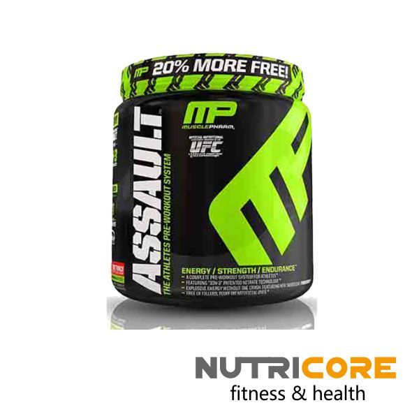 ASSAULT | Nutricore | fitness & health