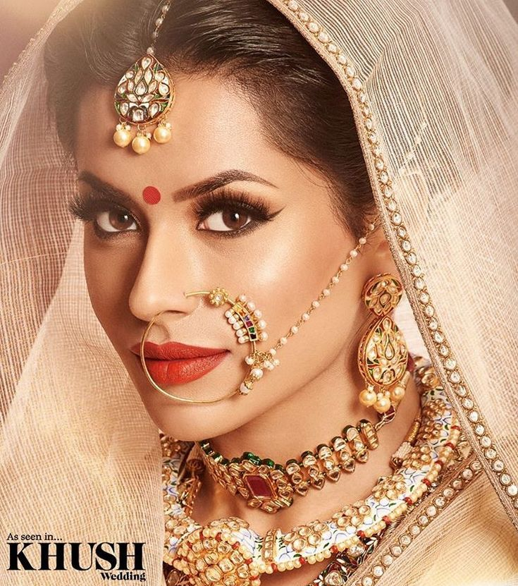 Best Bridal Makeup : Best 20+ Indian bridal makeup ideas on Pinterest