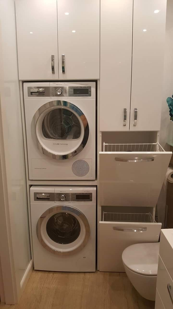 Pin By Absi On Modlniczka Interiors Laundry Room Renovation Laundry Room Design Laundry Room Bathroom