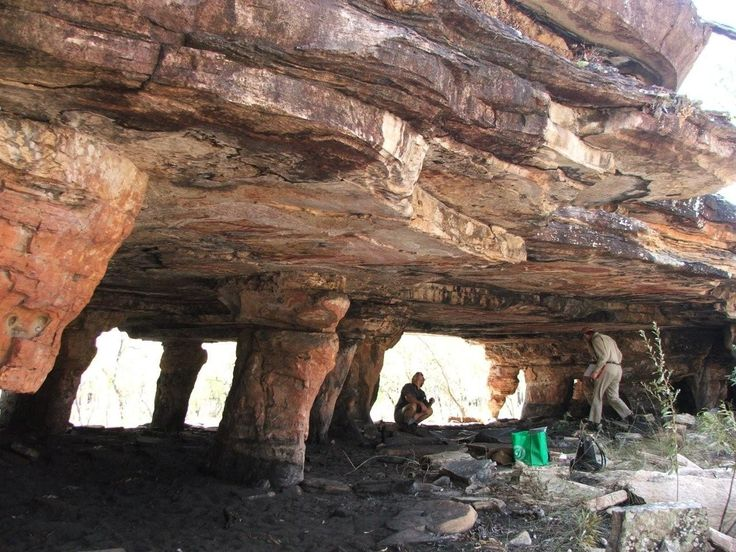 Gabarnmung Rock Shelter Google Search Archeology