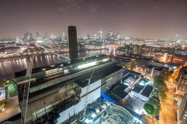 NEO Bankside, Southwark | London From The Rooftops #piclectica