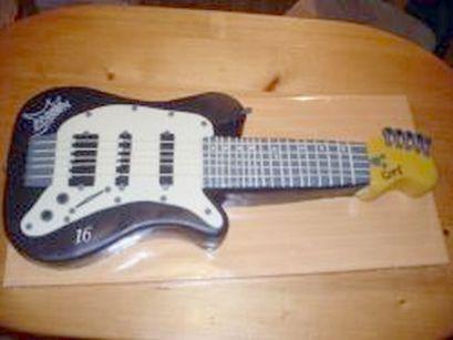 Kytara k 16-ti