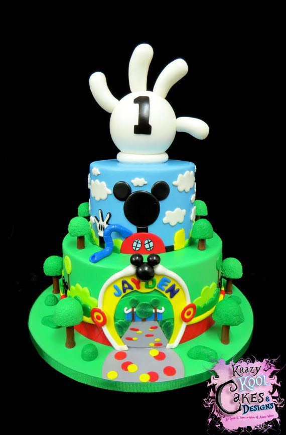 Mickey Mouse Clubhouse Cake Decorations: Everything You Need
