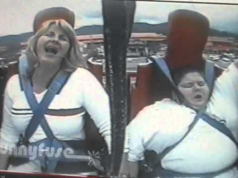 Janice! Help me Janice i'm fallin'! Haha this is hilarious! @Kathryn Whiteside Whiteside Whiteside Whiteside Whiteside Whiteside swan  Reminds me of our dramatic 600 ft parasailing in Hawaii, this is about how we acted!!:) Made me laugh sooo hard!!:)