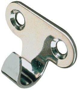 Sea Dog 671460-1 Stainless Steel Hammock Hook Pair, 1/2-Inch