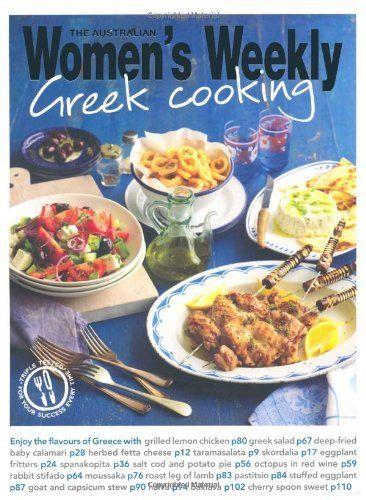 Greek Cooking (The Australian Women's Weekly Essentials) by The Australian Women's Weekly, http://www.amazon.co.uk/dp/1742450571/ref=cm_sw_r_pi_dp_BTPtsb1Y13246
