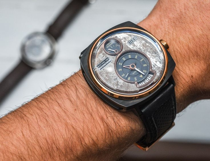 REC P-51 Mustang Watch With Dials Made Of Vintage Ford Mustang Parts Review