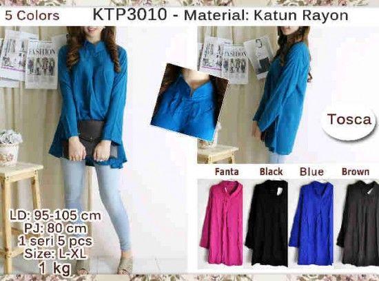 Baju Blus Murah KTP3010