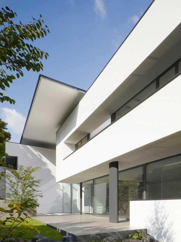 House Heidehof By Alexander Brenner Architects (3)