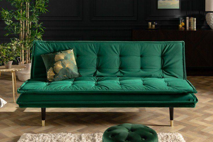 Pikowana Sofa Z Funkcja Spania Sofa Bed Sofa Couch Design