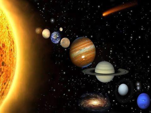 Discovery na escola; O Sistema Solar