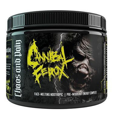 Recognized as one of the top pre workout supplements on the market, Cannibal Ferox delivers the best preworkout and more clarity to help you lift and bench more
