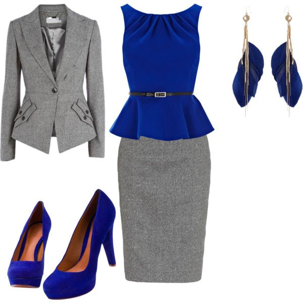 Work Suit by angiestandridge on Polyvore featuring Coast, Monsoon and River Island