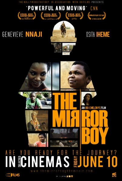 The Mirror Boy is a mystical journey through Africa, seen through the eyes of a 12 year old boy