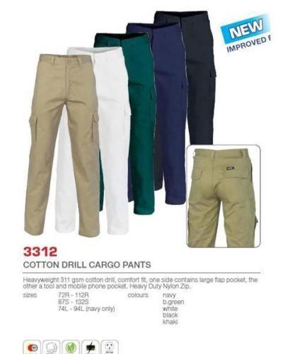 DNC-3312-Cargo-Pants-Trousers-Work-Pants-Various-sizes