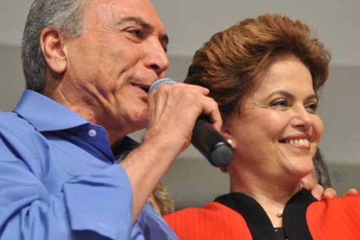 Congresso e judiciário defendem tese de que o TSE irá absolver a ex-presidente Dilma e o presidente Temer no julgamento sobre as eleições de 2014