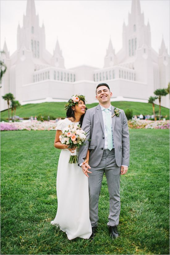 Lds Wedding Dresses San Diego : Heart wedding modest dresses and san diego