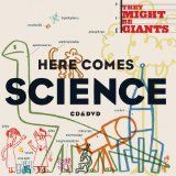 Here Comes Science (Audio CD)By They Might Be Giants