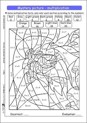Pin Von Hadas Aruch Auf מתמטיקה Pinterest Multiplication Math