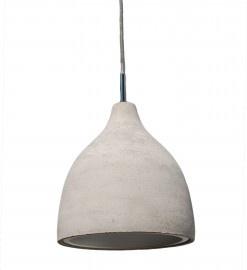 Beton lamp LOVE!